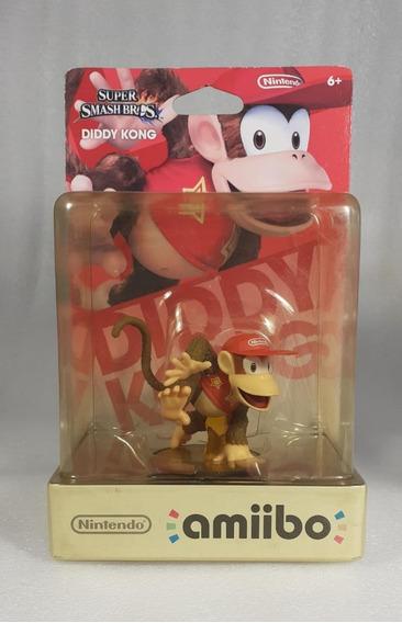 Amiibo Didi Kong Super Smash Bros
