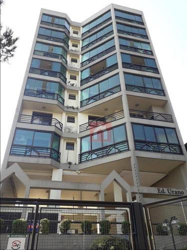 Apartamento Com 3 Dormitórios À Venda, 112 M² Por R$ 450.000,00 - Lurdes - Caxias Do Sul/rs - Ap1696