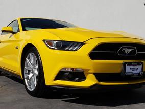 Ford Mustang Gt 50 Años Amarillo Estandar 2015