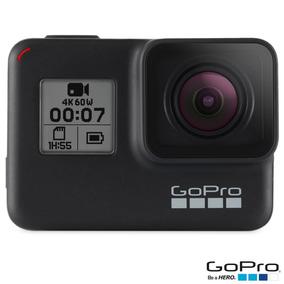 Câmera Digital Gopro Hero 7 Black + Cartão Micro Sd 32gb
