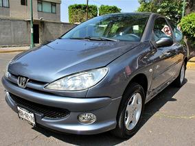 Peugeot 206 Equipado Factura Agencia Impecable