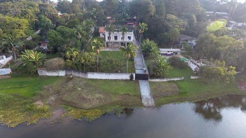 Imagem 1 de 30 de Chácara Com 7 Dormitórios À Venda, 1650 M²- Jardim Clube De Campo - Santo André/sp - Ch0531