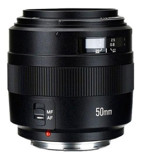 Lente Yongnuo Ef 50mm F/1.4 Para Canon