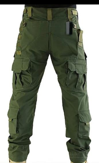 Pantalón Tactico Moderno