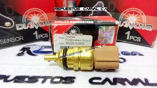 Valvula O Sensor Temperatura Kia Picanto Y Atos/ 9$
