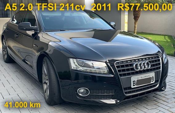 Audi A5 2.0 Tfsi 211cv 2011