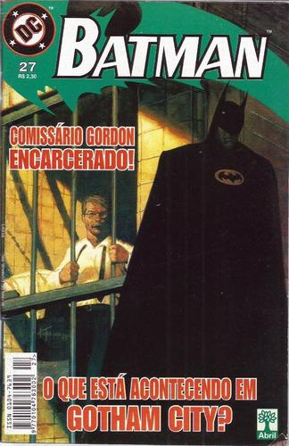 Batman 27 Dc Comics Panini 1999