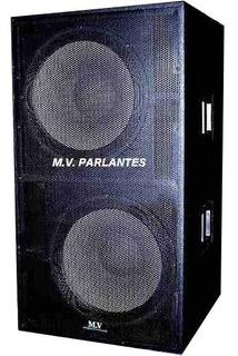 Clon Sb 218 $11800 Vacias O Completas M.v. Parlantes