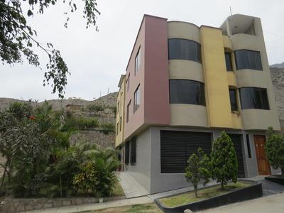 Vendo Casa De 3 Pisos 120 M2 En Urb San Antonio De Carapong