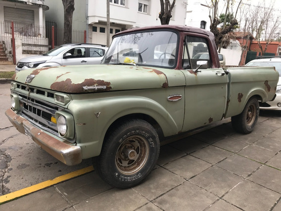 Ford F100 V8 Twin Beam 1966