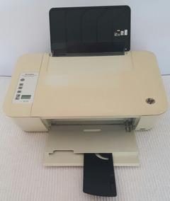 Impressora Hp Deskjet Ink Advantange 2546 Com Defeito