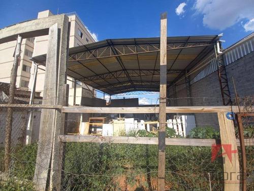 Barracão Para Alugar, 300 M² Por R$ 3.000/mês - Parque Brasil - Bragança Paulista/sp - Ba0021