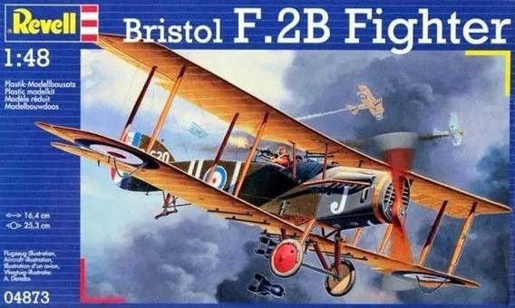Bristol F.2b Fighter Plastimodelismo 1/48 Revell 04873