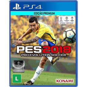 Game Pes Pro Evolution Soccer 2018 - Ps4