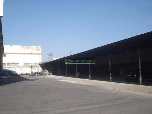 Barracão À Venda, 640 M² Por R$ 3.000.000,00 - Cidade Industrial - Curitiba/pr - Ba0003