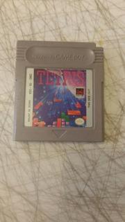 Tetris 1989 Nintendo Inglés Game Boy