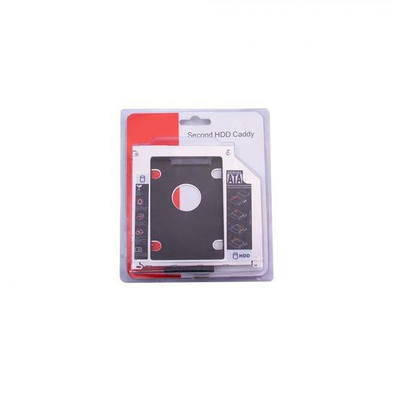 Adaptador Caddy Segundo Hd Ou Ssd 9.5mm Para Macbook