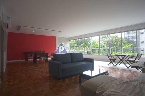 Imagem 1 de 22 de Apartamento À Venda, 3 Quartos, 1 Suíte, 2 Vagas, Ipanema - Rio De Janeiro/rj - 2897