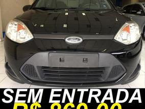 Ford Fiesta Class 1.6 Único Dono 2012 Preto