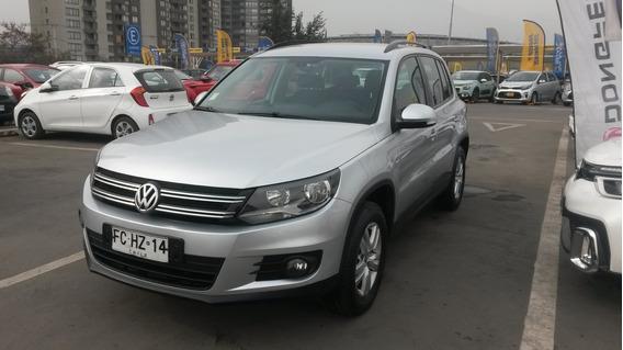 Volkswagen Tiguam 2.0 Fl Trend Tsi 1.4cc