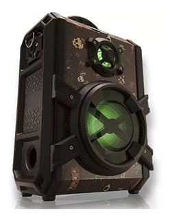 Kazz Ds11 Parlante Portatil Stromberg Karaoke Bluetooth