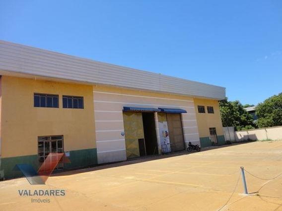 Galpão Para Locação Em Palmas, Plano Diretor Sul - 37291_2-395231