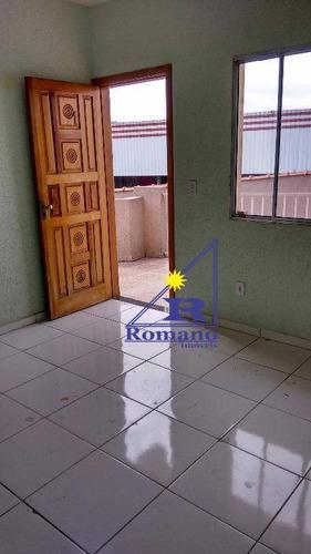 Sobrado Com 2 Dormitórios À Venda, 140 M² Por R$ 334.000,00 - Jardim Arize - São Paulo/sp - So0667