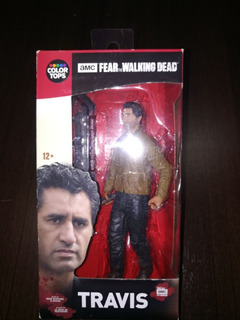 The Walking Dead Personaje Travis
