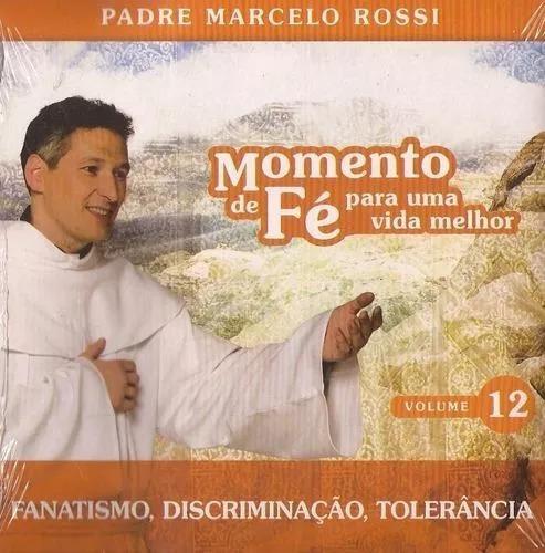 Imagem 1 de 5 de Cd Padre Marcelo Rossi Momento De Fe Volume 12