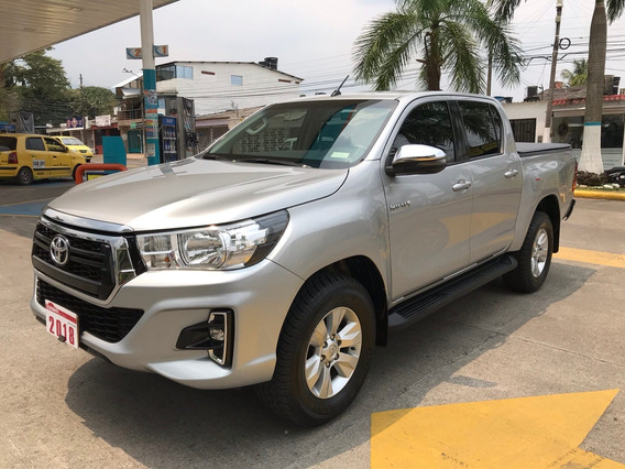 Toyota Hilux Srv 2800 Diésel A/t Full Equipo 2018