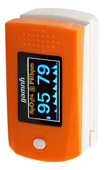 Oximetro Saturometro Con Curva Spo2 Medicion Oxigeno Premium