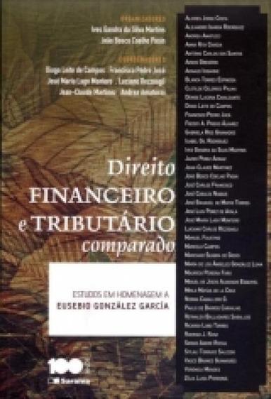 Direito Financeiro E Tributario Comparado - Saraiva