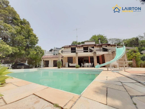 Chácara À Venda, 1350 M² Por R$ 1.690.000,00 - Refúgio - Atibaia/sp - Ch1401