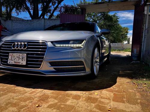 Imagen 1 de 13 de Audi A7 2018 2.0 S Line Quattro 252hp Dsg