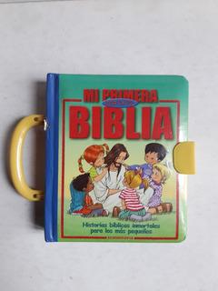 Mi Primera Biblia: Historias Bíblicas Inmortales Para Niños