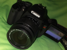 Canon T3i Semi Nova