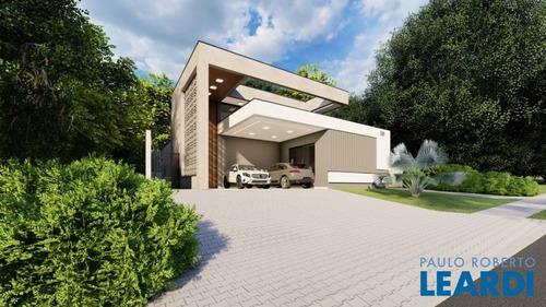 Imagem 1 de 4 de Casa Em Condomínio - Alphaville Nova Esplanada - Sp - 646500