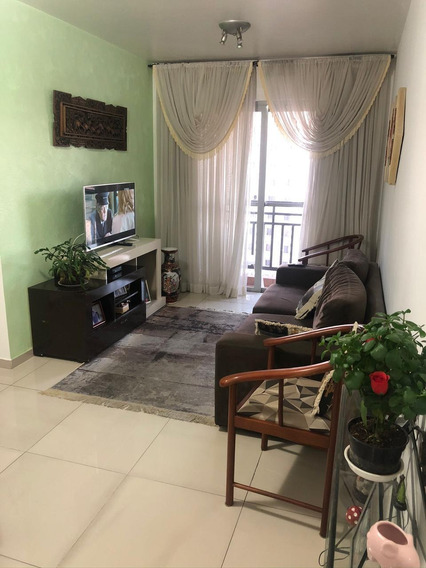 Apartamento De Condomínio Em São Paulo - Sp - Ap3953_prst
