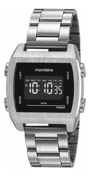 Relógio De Pulso Masculino Mondaine 99395g0mvne3