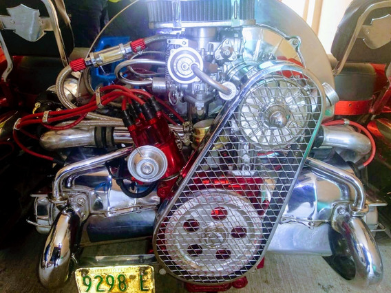 Triciclo Vw 76