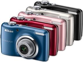 Display Lcd P/ Nikon L23