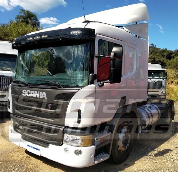 Scania P360 4x2 Automática - (troca De Frota)