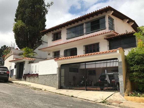 Casa En Venta En Los Naranjos Del Cafetal - Mls#20-5004