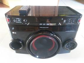 Mini System Lg Xboom Om4560
