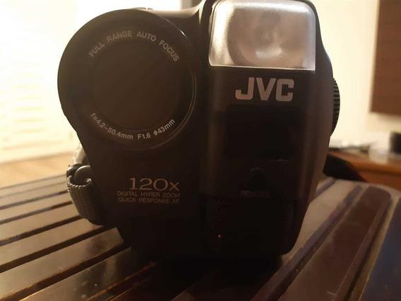 Filmadora Jvc Antiga Compact Gr-ax 900 (sem Bateria)