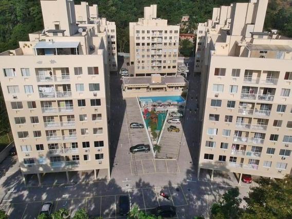 Apartamento Em Piratininga, Niterói/rj De 60m² 2 Quartos À Venda Por R$ 250.000,00 - Ap619577