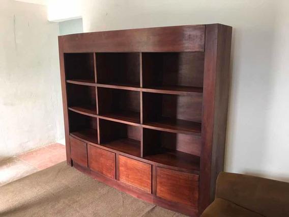 Mueble De Madera Pesado Grande Elegante 200x170x42