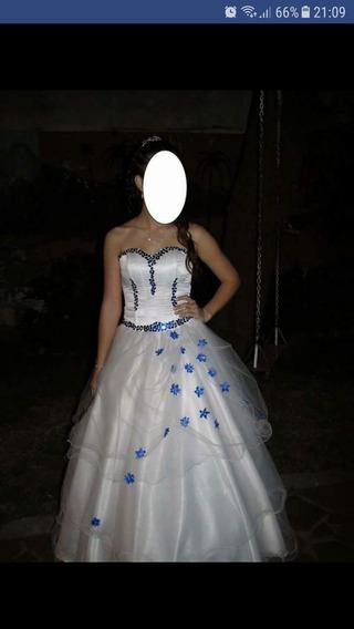 Vestido De 15 Años Impecable !!!