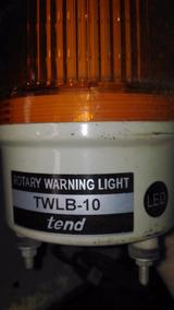Sinalizador De Emergência Metaltex Twlb-10 Tend
