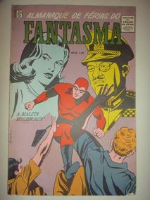 Almanaque De Ferias Do Fantasma 1968 Editora Rge Excelente